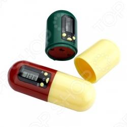 Контейнер для таблеток с таймером BRADEX «Напоминатель» Bradex - артикул: 33119