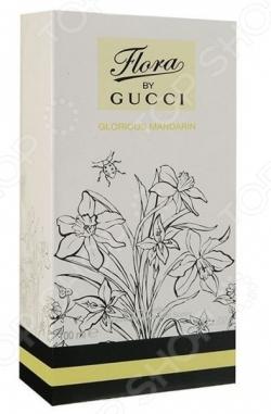 Туалетная вода-спрей для женщин Gucci Flora mandarin, 100 мл Gucci - артикул: 448915