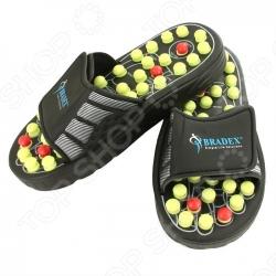 Тапочки рефлекторные BRADEX «Сила йоги» - артикул: 33137