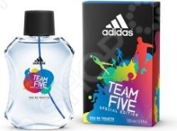 Туалетная вода мужская Adidas Team Five Adidas - артикул: 571630
