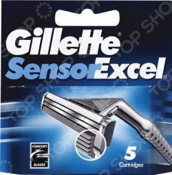Сменные кассеты Gillette Sensor Excel Gillette - артикул: 818215