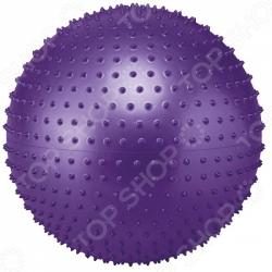 Мяч массажный с насосом GB02. В ассортименте - артикул: 460871