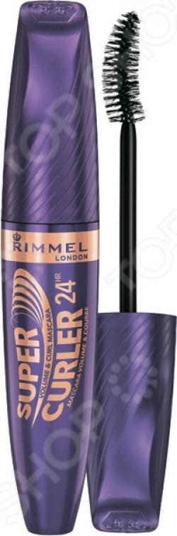 Тушь для ресниц подкручивающая Rimmel 24H Supercurler Rimmel - артикул: 689117